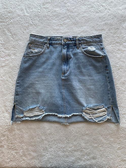 Abrand Denim Skirt - size 10