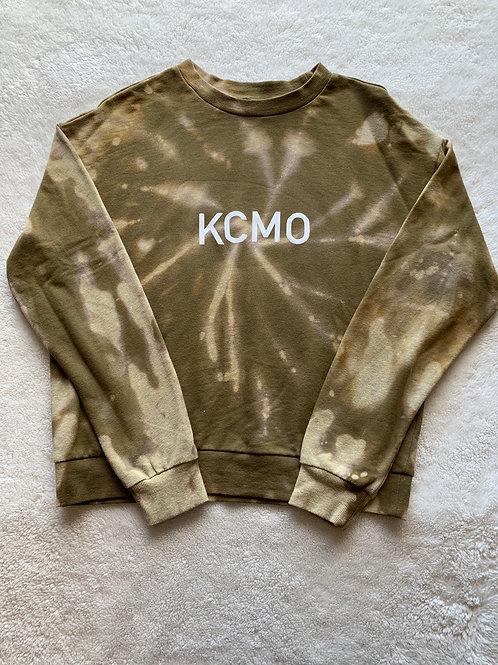 KC Bleach Sweatshirt - Size M