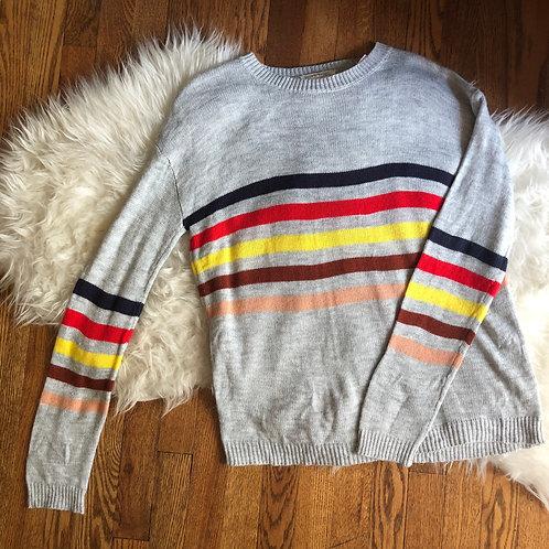 Peach Love Sweater - size M