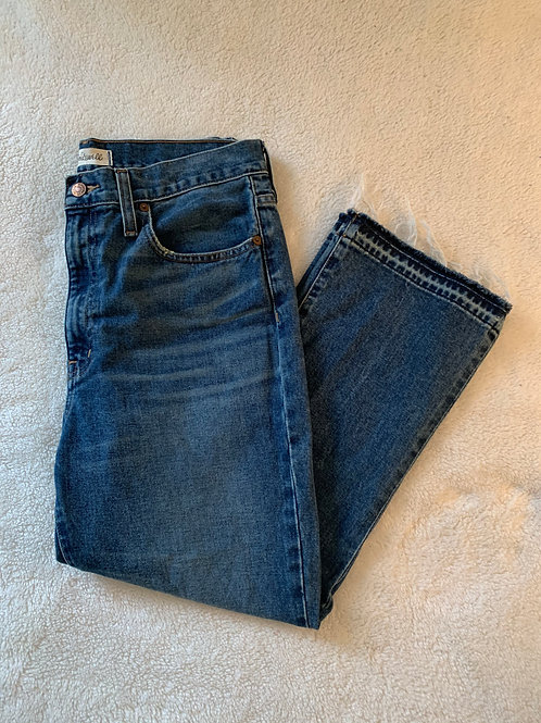 Madewell Jeans - size 8