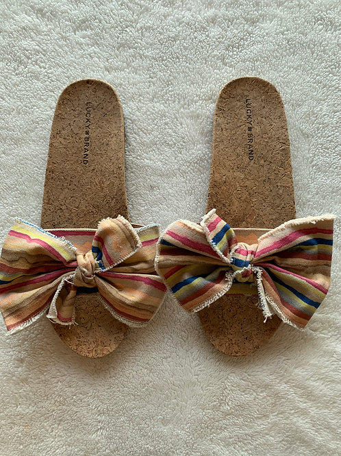 Lucky Brand Sandals- Size 11