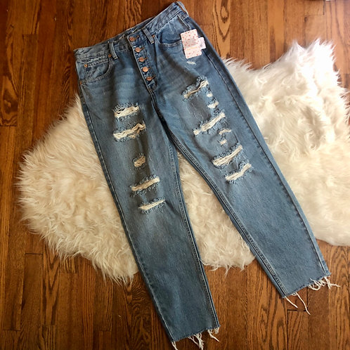Free People Jeans - Size 28/6
