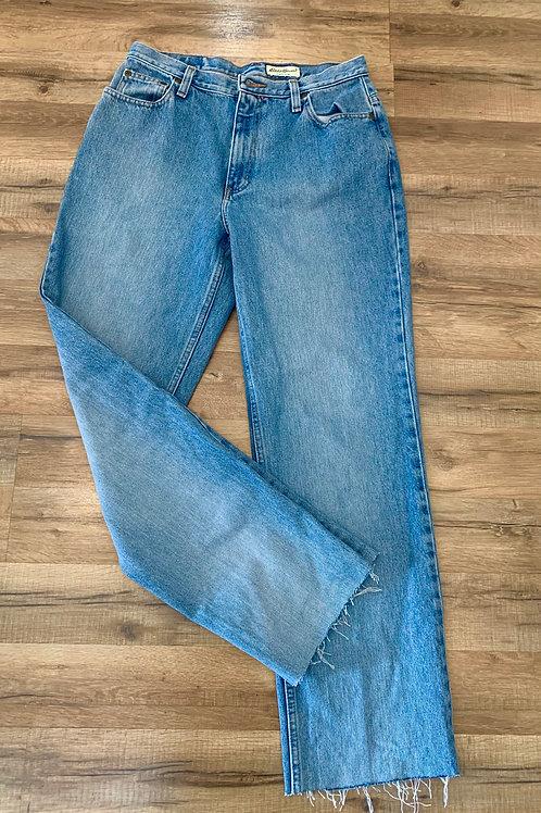 W Eddie Bauer Jeans- Sz 10