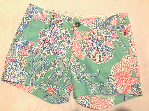Lilly Pulitzer Shorts - size 0