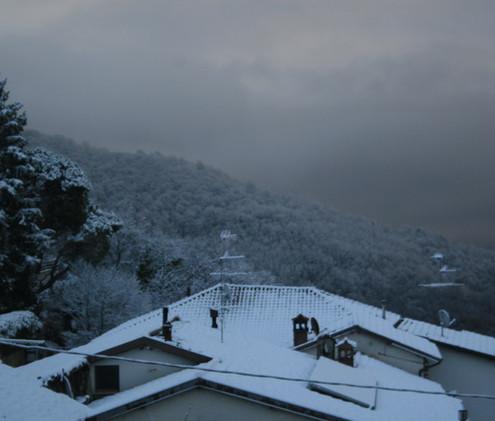 Neve a Cagliano 5
