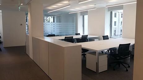 progetto uffici e showroom