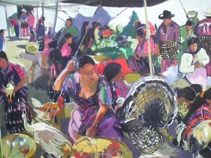 Market Guatelama