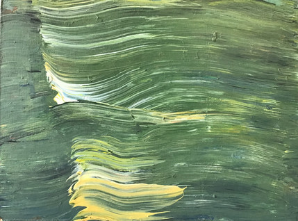 Green Waves II