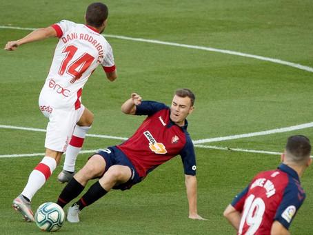 【FB88VN】La Liga Osasuna (sân nhà) vs Huesca