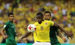 Vòng loại World Cup Colombia (sân nhà) vs Uruguay