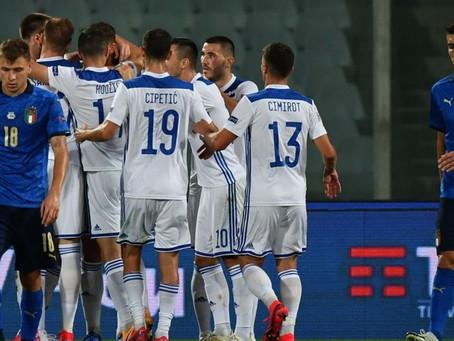【K8VN】UEFA NATIONS LEAGUE Bosnia và Herzegovina (sân nhà) vs Ý