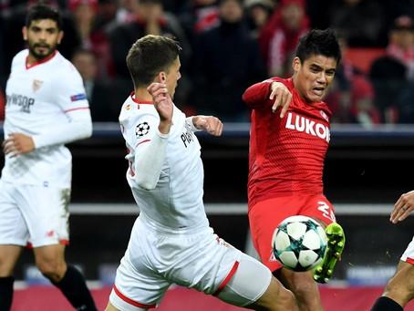 【K8VN】UEFA Champions League Sevilla (sân nhà) vs Chelsea