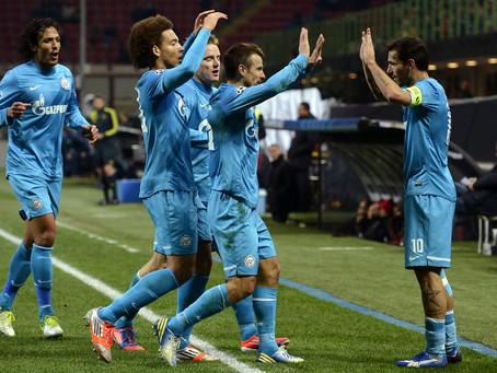 【FB88TV】UEFA Champions League Lazio (sân nhà) vs Zenit St Petersburg