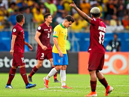 Copa America Brazil vs Venezuela