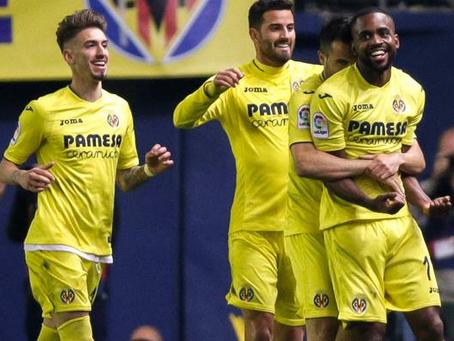 Europa Cup Villarreal (sân nhà) vs Maccabi Tel Aviv