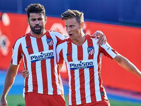 【K8VN Dự Đoán】La Liga Atletico Madrid (sân nhà) vs Sevilla