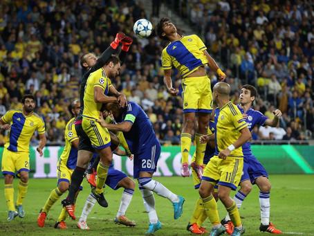 [FB88TV Dự Đoán] Vượt qua Maccabi Tel Aviv (sân nhà) vs Hapoel Kiel Smona