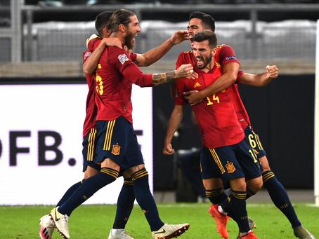 【K8VN】UEFA Nations League Tây Ban Nha (sân nhà) vs Đức