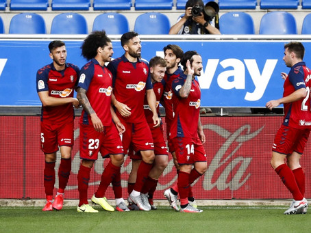 【K8VN】La Liga Osasuna (sân nhà) vs Huesca