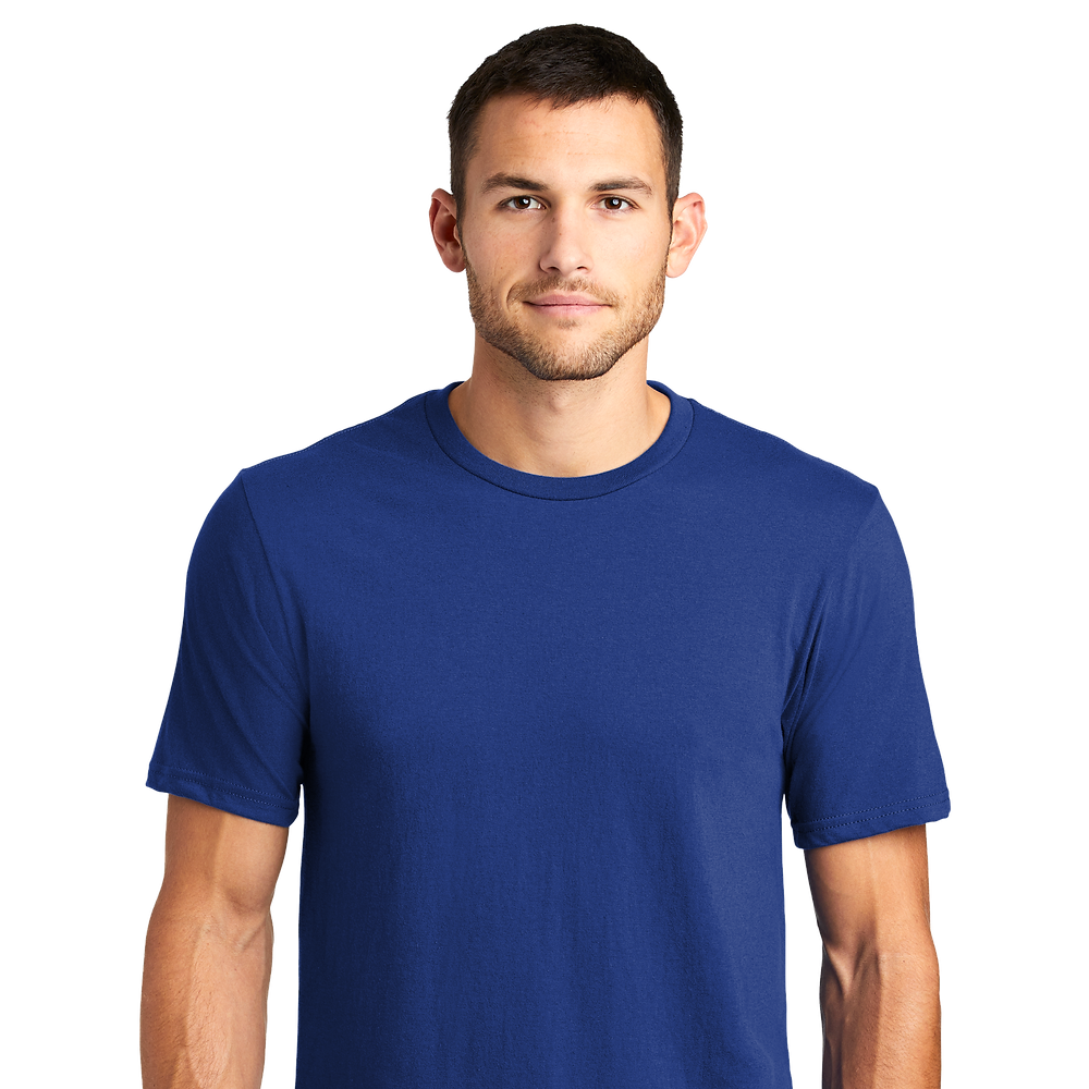 man in t-shirt