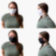 Washable Cotton Face Mask