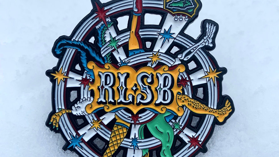 "RLSB 1.5"" Hat Pin"