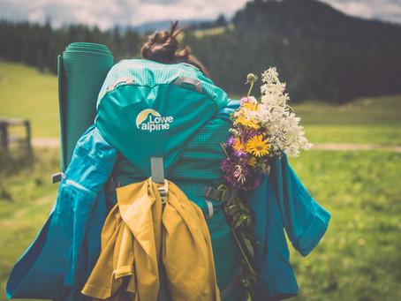 Wandern und Herzensangelegenheiten