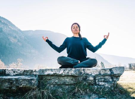Gemeinsam stark: Yoga und Natur