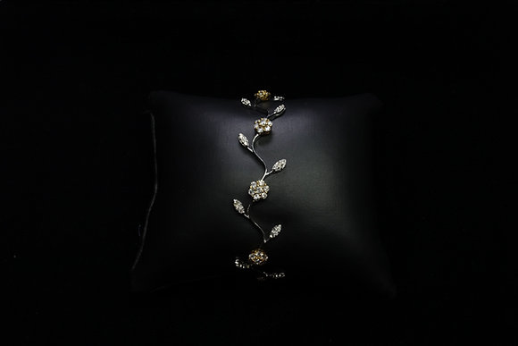 18K750 diamond bracelet