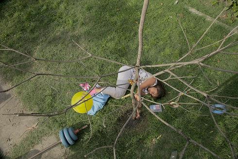 Ish & her tree copy.jpg