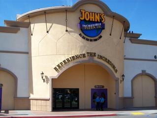 *CLOSED* John's Pizza Tour