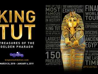 King Tut and IMAX Experience - Los Angeles, CA