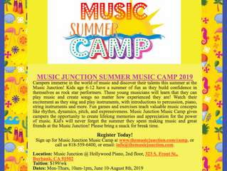 Music Summer Camp - Burbank, CA