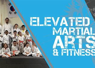 Elevated Martial Arts & Fitness - Barstow, CA