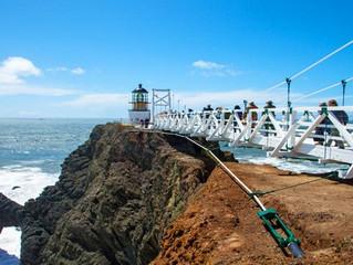 Point Bonita Lighthouse Open House - Sausalito, CA