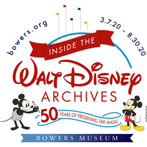 *Cancelled* Inside the Walt Disney Archives Tour
