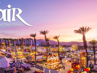 *CLOSED* The Annual Riverside County Fair & National Date Festival- Indio, CA
