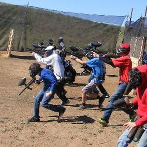 *CLOSED* Paintball Explosion - Santa Maria, CA
