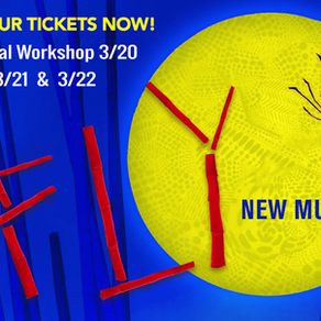 ** CANCELED** Fly - A New Musical at the La Jolla Playhouse and Theatrical Workshop hosted by JCS