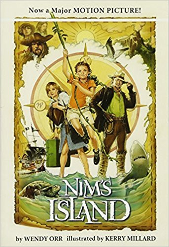 """Book cover for """"Nim's Island"""""""