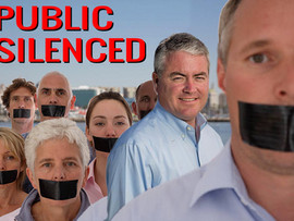 Assemblymember O'Donnell Blocks Public Comment- Our Voices Must Be Heard