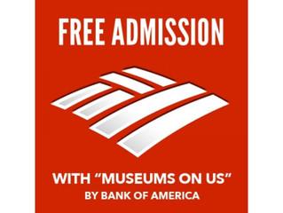 Free Museum Admission - Various, CA