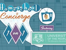 Homeschool 1-on-1: University of the People