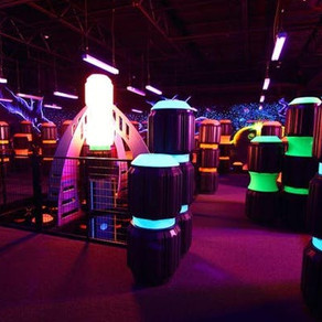 *CLOSED* Unlimited Laser Tag, Bounce Houses and Games - Rocklin, CA