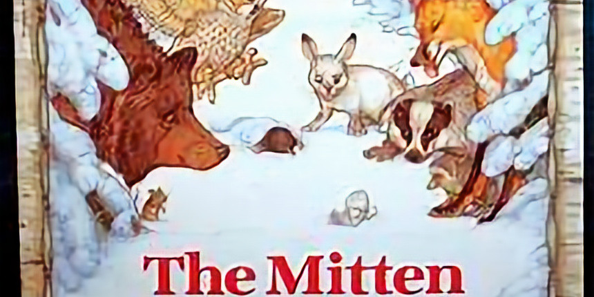 Create and Storytime- The Mitten