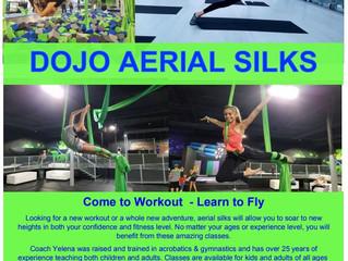 DOJO Aerial Silks - Thousand Oaks, CA