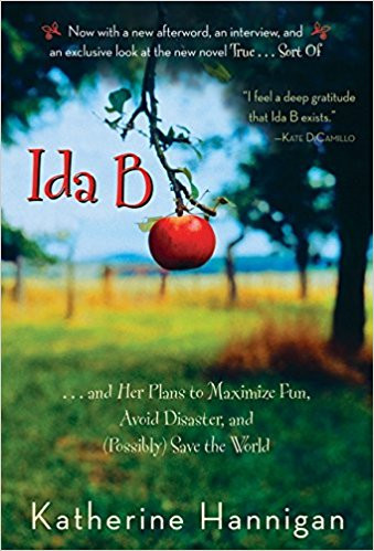 """Book cover for """"Ida B... and Her Plans to Maximize Fun, Avoid Disaster, and (Possibly) Save the World"""""""