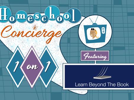 Homeschool 1-on-1: Learn Beyond the Book w/Elmarie Hyman - Live Webinar - Friday 5/7, 11 AM-12 PM