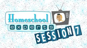 Homeschool Experts - Session 7 - Homeschool Curriculum