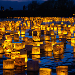 *CLOSED* Water Lantern Festival Peace Lake - Aliso Viejo, CA